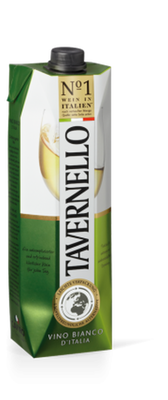 Tavernello Vino d`Italia Bianco