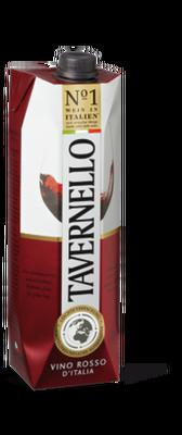 Tavernello Vino d`Italia Rosso