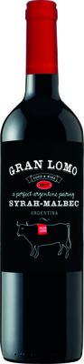 Gran Lomo – Syrah-Malbec