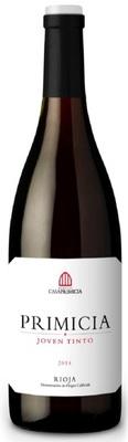 Casa Primicia Joven Tinto - Barrica DOP Rioja