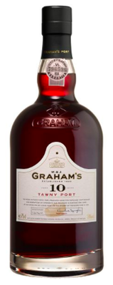 Graham`s 10 Year Old Tawny Port