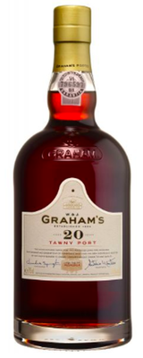 Graham`s 20 Year Old Tawny Port