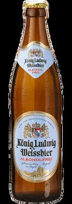 König Ludwig Weissbier alkoholfrei