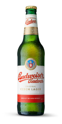 Budweiser Budvar Lagerbier