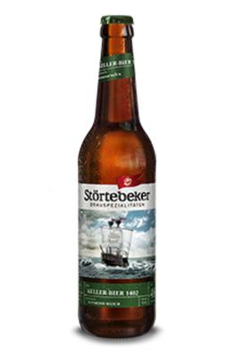 Störtebeker Keller-Bier 1402 Bio