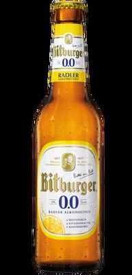 Bitburger Radler alkoholfrei 0,0% 4x6er