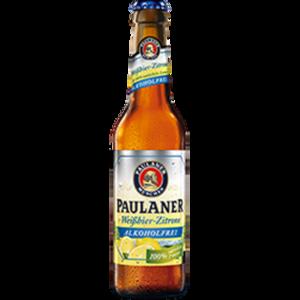 Paulaner Weissbier-Zitrone alkoholfrei 4x6er