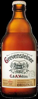 Grevensteiner Original Steinie-Flasche