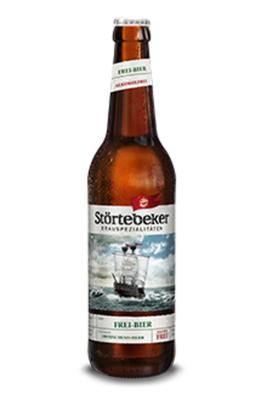 Störtebeker Frei-Bier Bio alkoholfrei