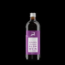 Linke Premium Glühwein Schlehe – Holunder