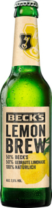 Becks Lemon brew