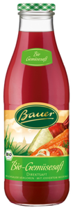 Bauer Bio-Gemüsesaft