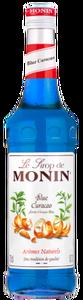 Monin Curacao blue