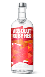 Absolut Ruby Red