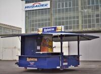 Ausschankwagen Landskron (mit Kühlzelle)