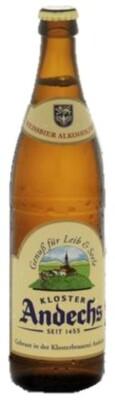 Andechser Weissbier hell alkoholfrei