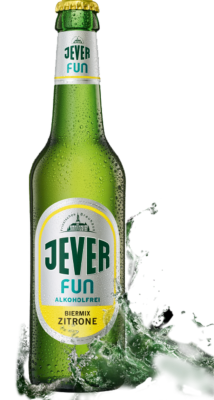 Jever Fun Zitrone Alkoholfrei 6er
