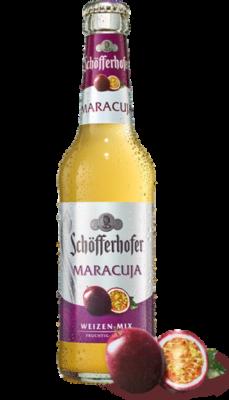 Schöfferhofer Weizen Maracuja 6er