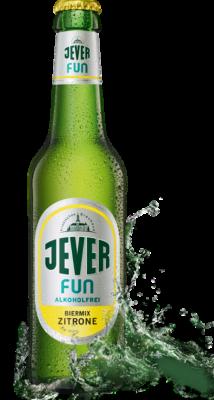 Jever Fun Zitrone Alkoholfrei