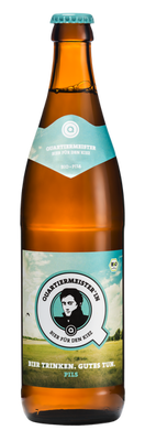 Quartiermeister Bio-Bier