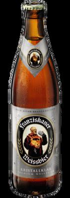 Franziskaner Weissbier Kristall