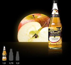 Lausitzer Apfelsaft
