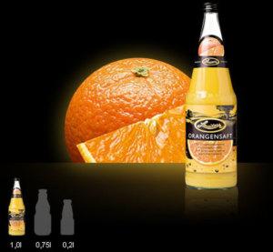 Lausitzer Orangensaft