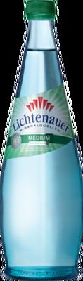 Lichtenauer Mineralwasser Medium Gourmet