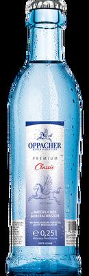 Oppacher Mineralwasser Classic Blueline