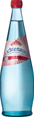 Lichtenauer Mineralwasser Pur Gourmet