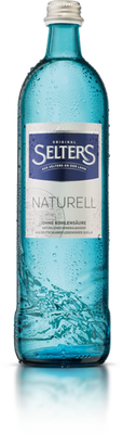 Selters Mineralwasser Naturell