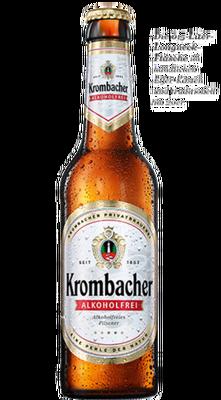 Krombacher Pilsner alkoholfrei