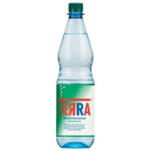 Terra Mineralwasser Medium