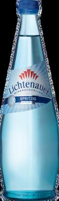Lichtenauer Mineralwasser Spritzig Gourmet