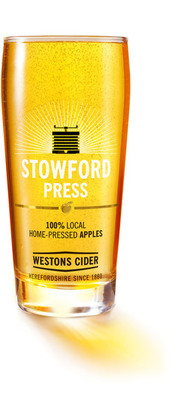 Westons Stowford Press English Cider