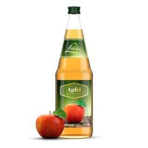 Linke Apfelsaft