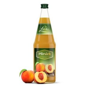 Linke Pfirsichnektar