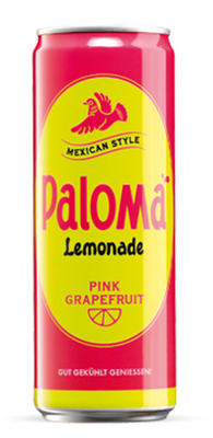 Paloma Pink Lemonade (Mexico)
