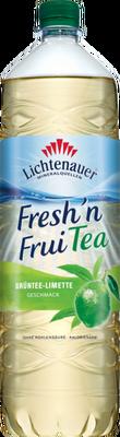 Lichtenauer Fresh`n FruiTea Grüntee-Limette