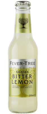 Fever Tree Sicilian Bitter Lemon