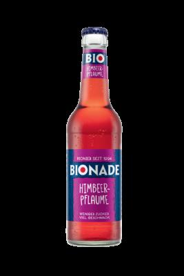 Bionade Himbeer-Pflaume