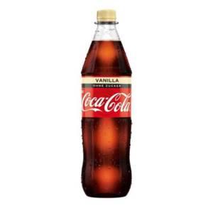 Coke Zero Vanille