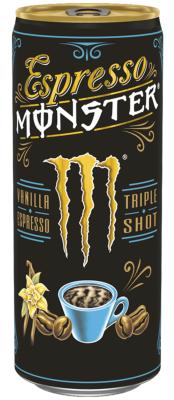 Monster Espresso - Vanilla Espresso