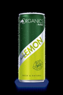 Organics by Red Bull Bitter Lemon