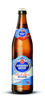 Schneider Weisse alkoholfrei TAB3