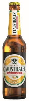 Clausthaler Radler alkoholfrei 4x6er
