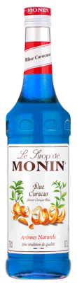Monin Curacao blue