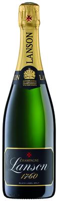 Champagne Lanson Black Label Brut