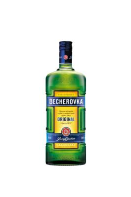Becherovka - Karlsbader Becher