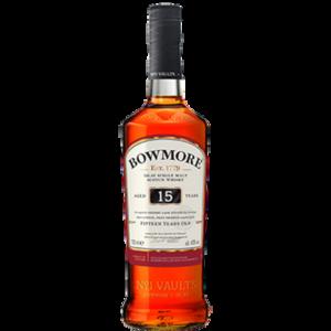 Bowmore  Darkest Sherry Cask 15 Jahre Islay Malt